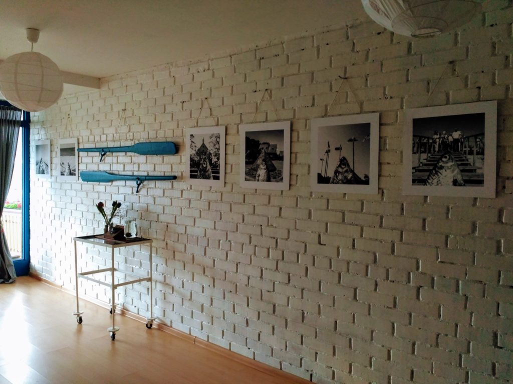 Photo exhibition by Tomas Terekas