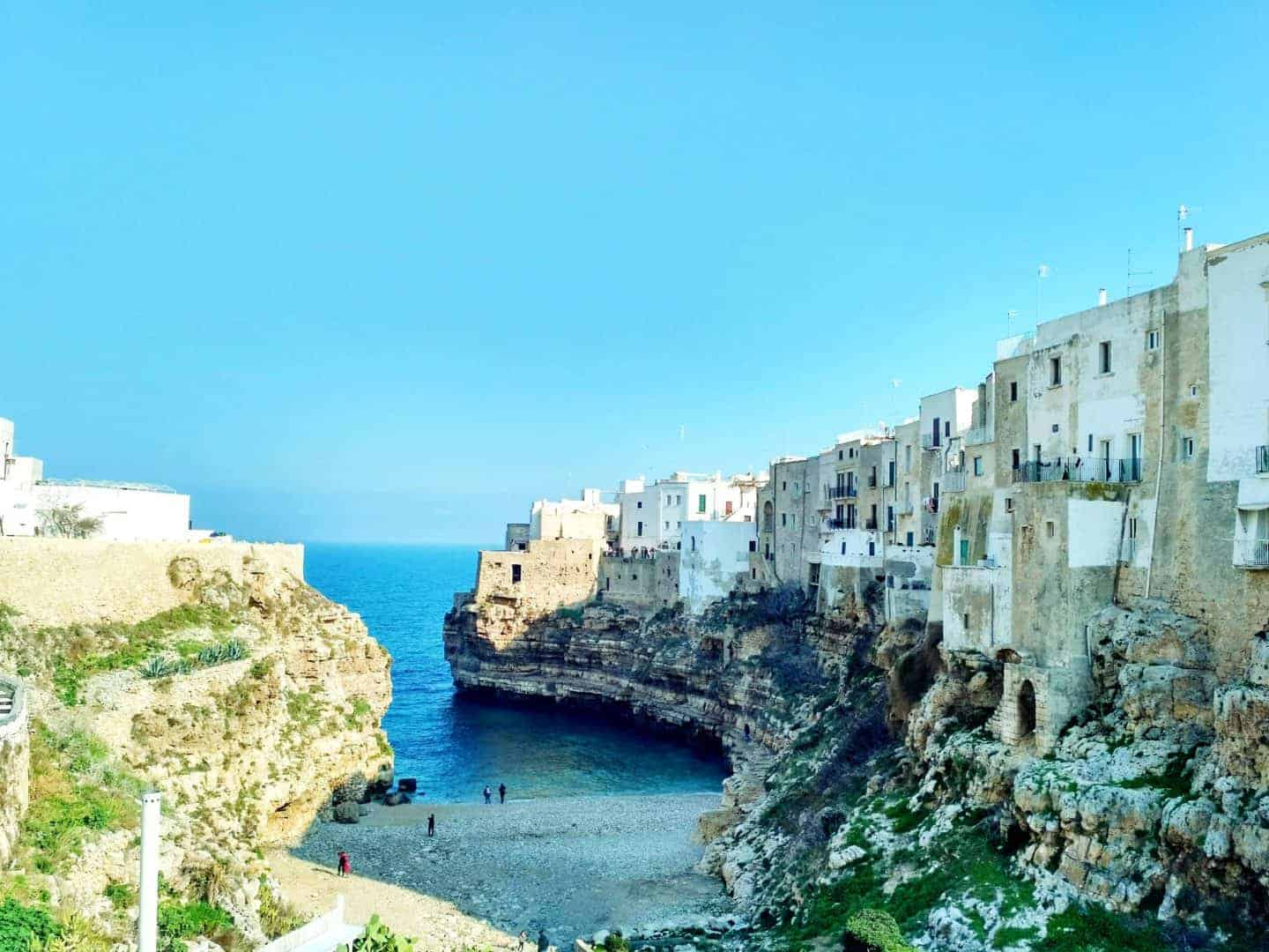 Polignano A Mare Puglia Italy Things To Do Merry Go