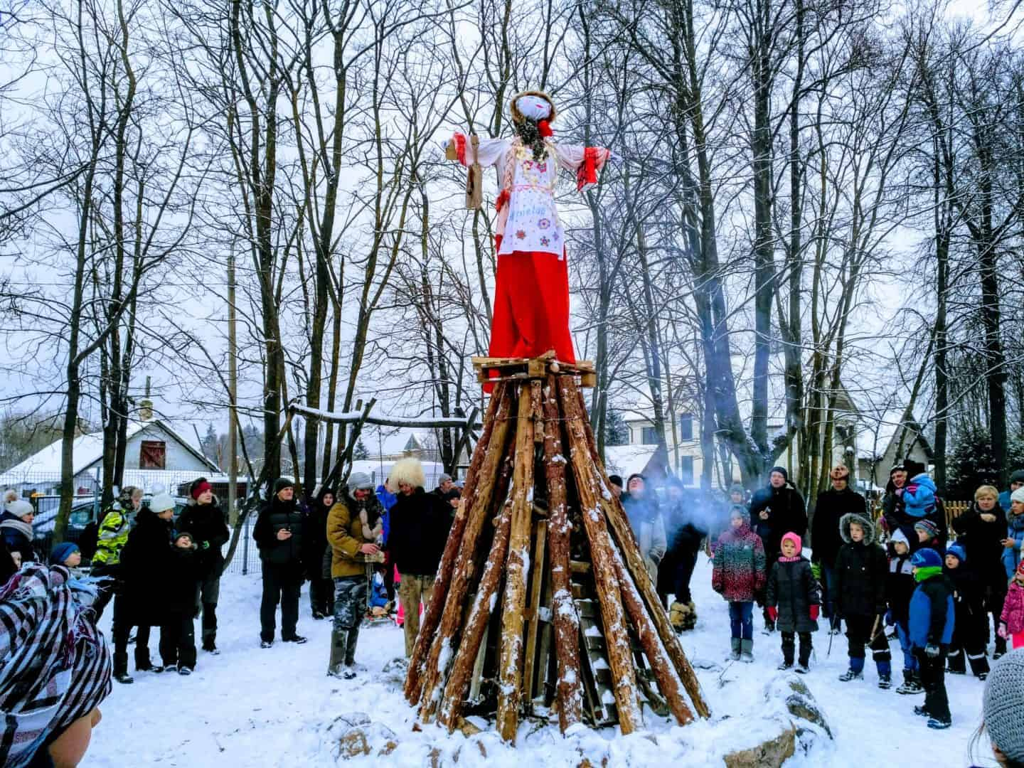 Carnival in Lithuania