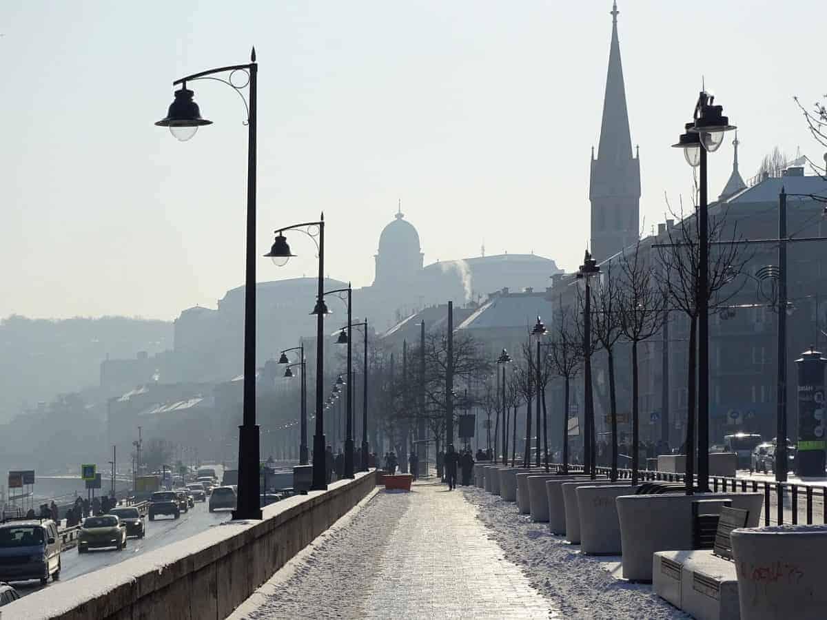 Budapest, Hunagry - Buda side