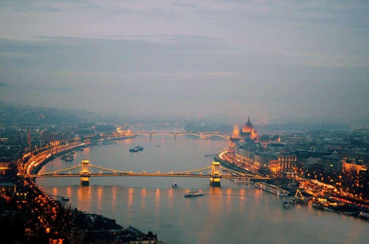 eastern europe itinerary 2 weeks