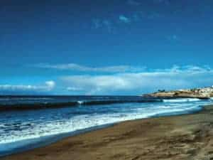 torviscas beach costa adeje tenerife