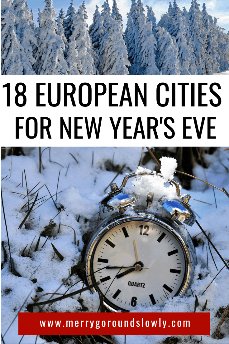 12 Cities in Europe to Celebrate New Year's Eve | new years eve europe | new years eve in europe | europe new years eve | new years eve travel destinations | new years eve travel ideas | new year travel destinations | new years eve europe destinations | new year in europe cities | new years eve in paris | new years eve in europe | new years eve in berlin | new years eve in vienna | new years traditions | #traveltips #newyearseve #europe
