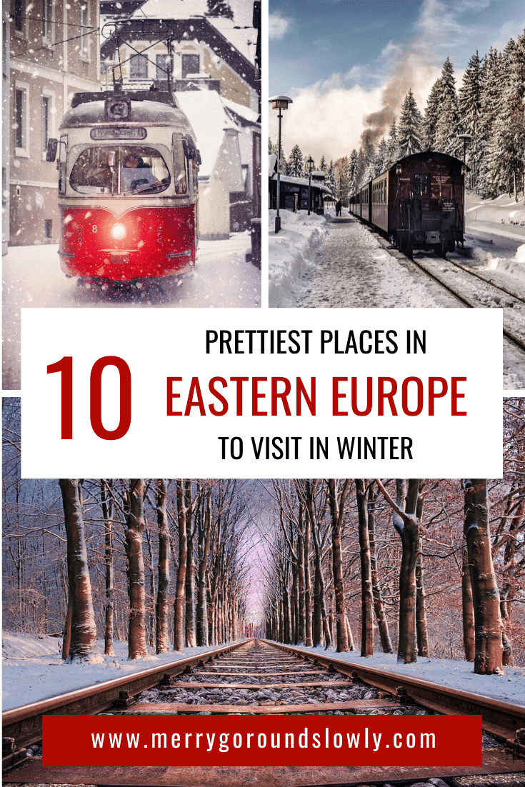 Best Cities to Visit in Eastern Europe in Winter | winter in europe | winter in eastern europe | best time to visit eastern europe | europe in winter | eastern europe in winter | hungary in winter | poland in winter | baltics | winter in europe packing | winter in europe destinations | europe winter travel | europe winter travel destinations | where to go in winter europe | winter travel destinations europe | snow in europe cities | eastern europe travel | poland winter | hungary travel | eastern europe itinerary | #traveltips #wintertravel #europe #easterneurope